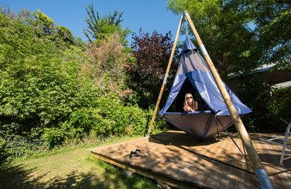 Tente Pendola - Camping Le Châtelet