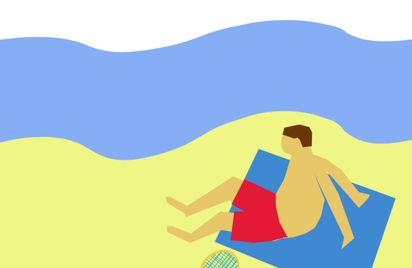 Les récrés de Lermot - La ludothèque à la plage !