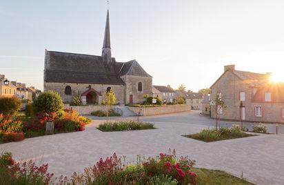 Commune du patrimoine rural de Bretagne de Saint-Juvat