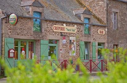 Commune du Patrimoine Rural de Bretagne de Saint-Méloir-des-Bois