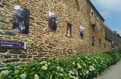 Commune du patrimoine rural de Bretagne de Saint-Thélo