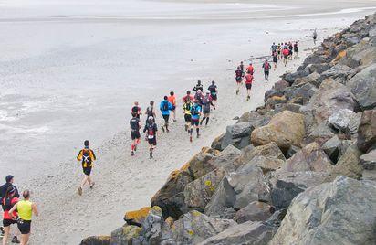 Traversée de la Baie - Trail La Vaillante 2022