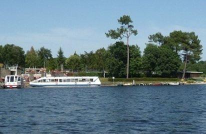 Croisière sur le lac de Guerlédan