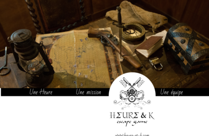 Heure & K Escape Game
