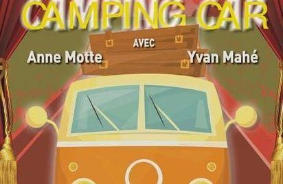 Théâtre: le bonheur en camping-car