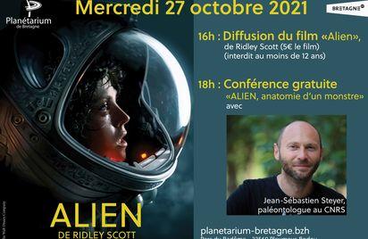 Alien, le huitième pasasger