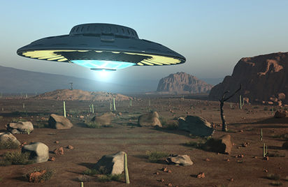 Mondes Lointains - Vie Extraterrestre