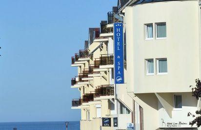 Best Western Les Bains hôtel et spa