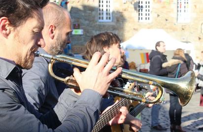 Festival des Chanteurs de Rue de Quintin - 27e édition