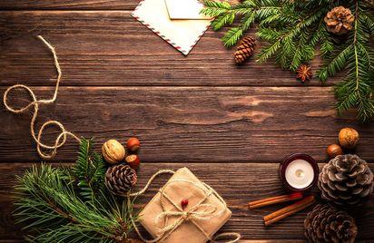 Marché de Noël à Moncontour