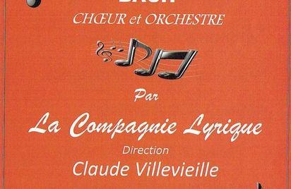 Concert Vivaldi ; Bach