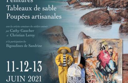 Exposition à la Chapelle Saint Golgon