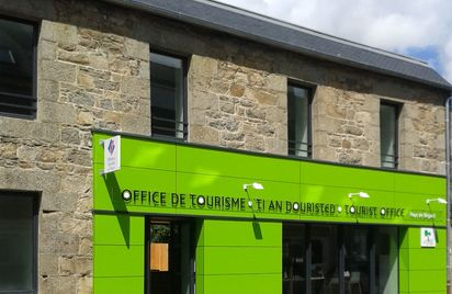Bureau d'information touristique de Bégard