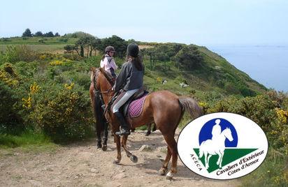 A cheval entre Plourhan et Trégomeur