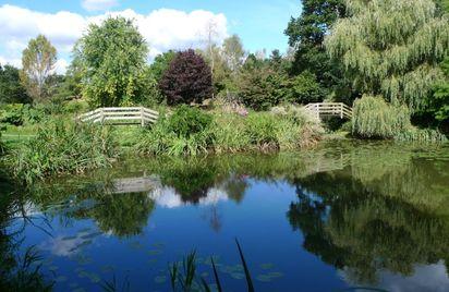 Jardin de Kervézennec