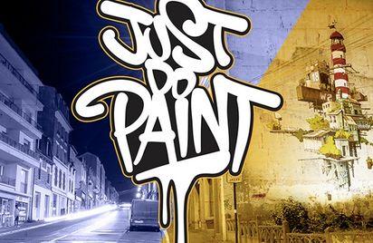 Festival Street Art - Just do Paint #4
