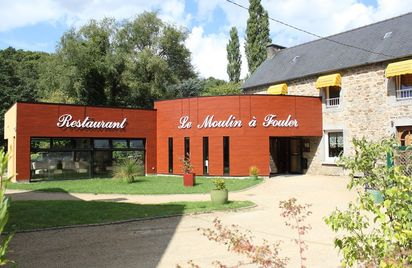 Le Moulin à Fouler