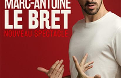 One Man Show : Marc-Antoine Le Bret