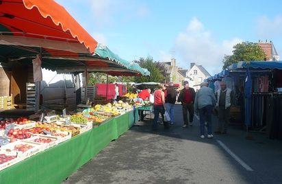 Marché de Lanvollon