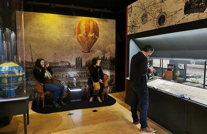 Montgolfière Expérience : le musée immersif