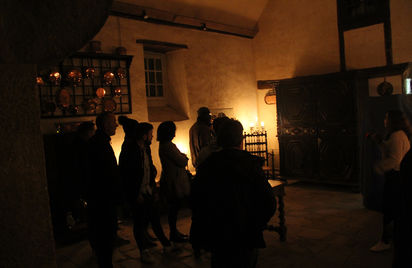 La Nuit des Châteaux à Quintin