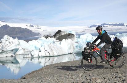Odyslande l'Islande à vélo