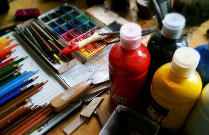 Atelier peinture intuitive