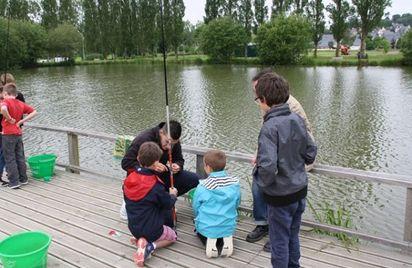 Atelier pêche - Je pêche mon premier poisson