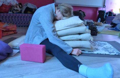 Yin Yoga - Visioconférence