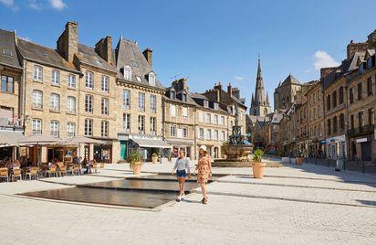 Visite guidée : Guingamp, Petite Cité de Caractère® et grandes histoires