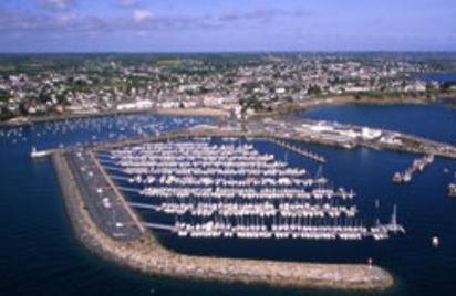 Saint Quay Port d'Armor, Port en eau profonde