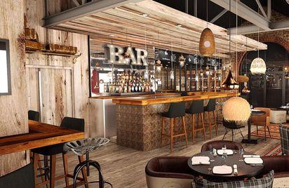 Le QG Rooftop Bar