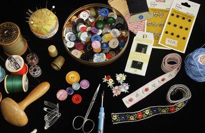 Atelier couture : pochon maillot