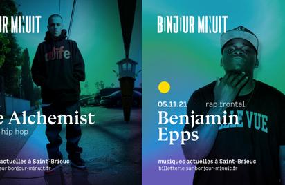 Concert - The Alchemist & Benjamin Epps