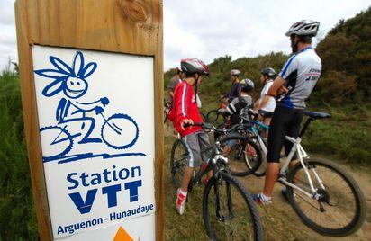 Antenne VTT de Trébry - Station Sports Nature Jugon