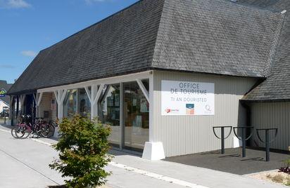 Bureau d'information touristique de Tréguier
