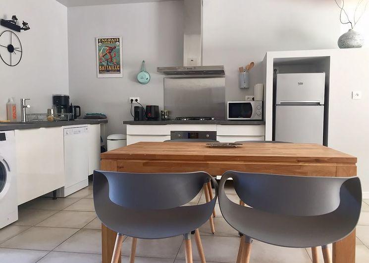 Cuisine - gite léon