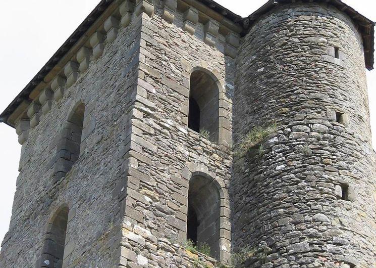 L'abbaye fortifiée de Camon
