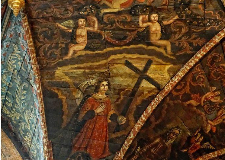 Villefranche-de-Rouergue, la chapelle baroque des Pénitents-Noirs