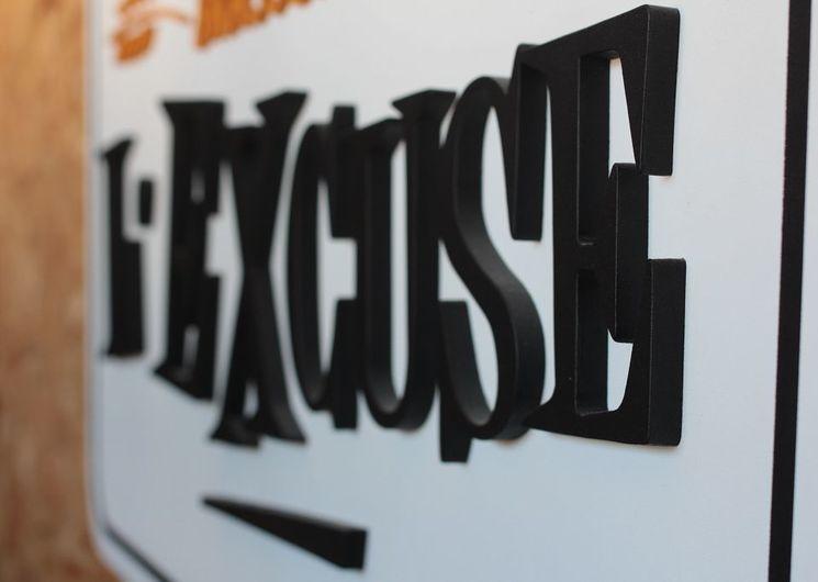 BRASSERIE L'EXCUSE