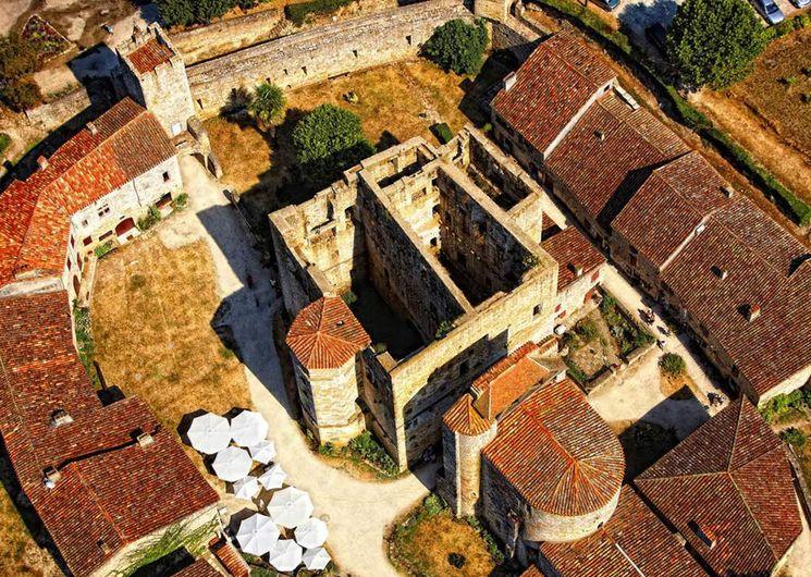L'enceinte fortifiée de Larressingle