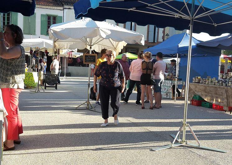 marché place dartagnan lupiac