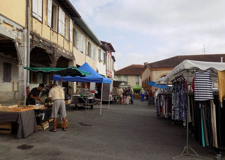 Marché village