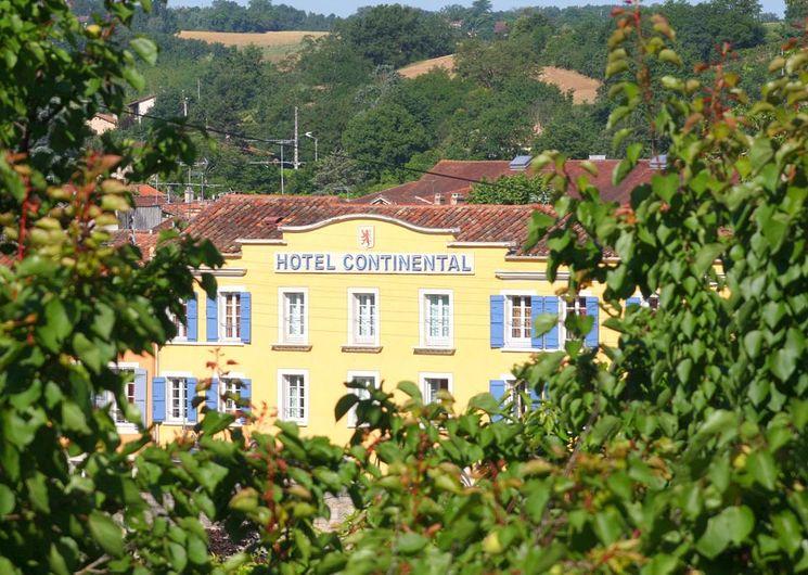 HOTEL LE CONTINENTAL