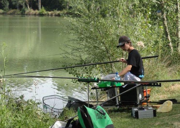 Pêche - L'Isle-Jourdain