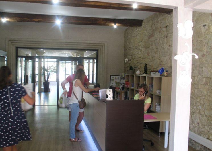 Accueil de l'Office de Tourisme de Mirande