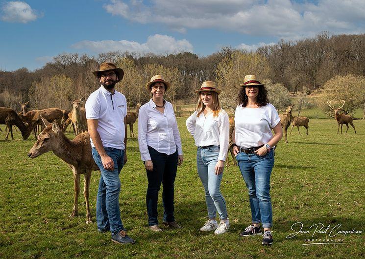 L'Equipe de l'Office de Tourisme