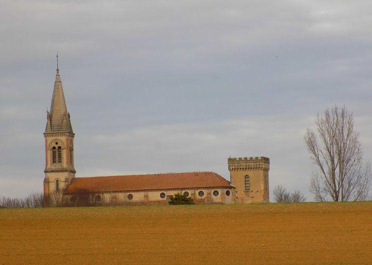 Village Saramon