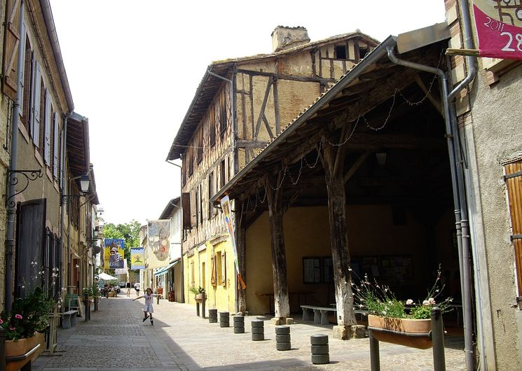 Village Simorre