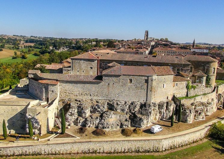 Ancien château des comtes d'Armagnac